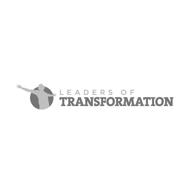 Leaders of Transformation Podcast Logo
